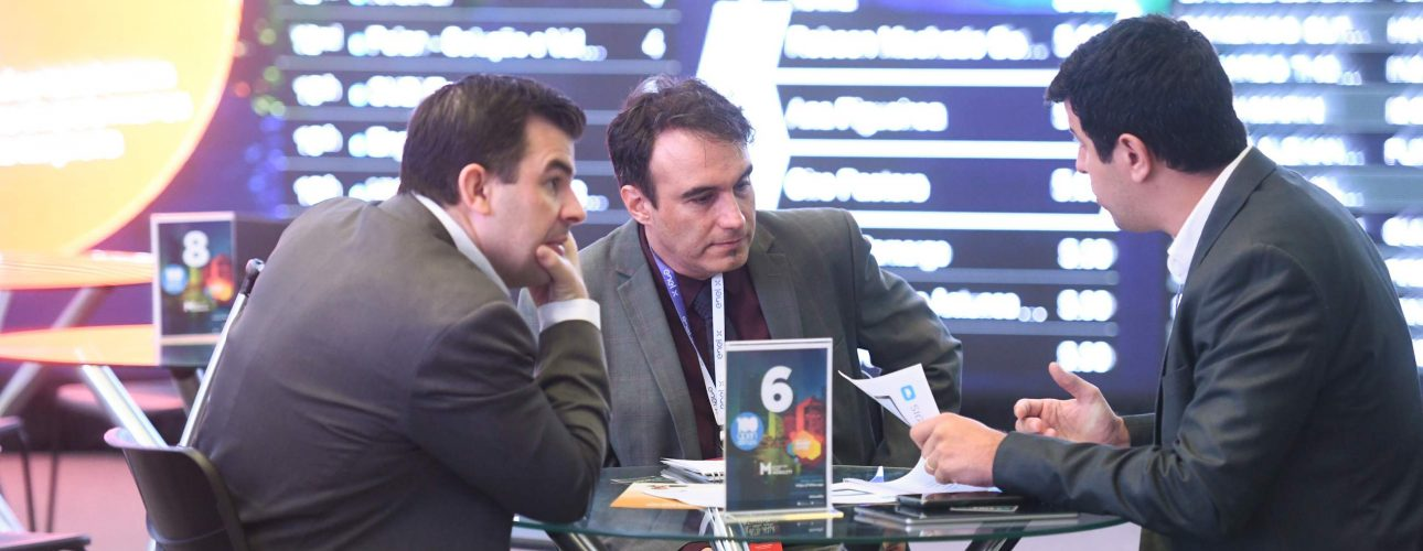Rodadas de Negócios Connected Smart Cities